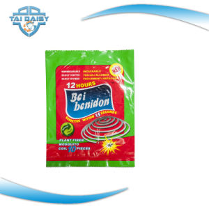 Paper Mosquito Coil Made From Plant Fiber pictures & photos