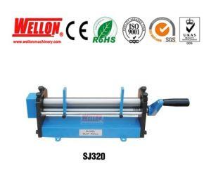 Mini Manual Rolling Machine (Mini Hand roller SJ320 SJ300) pictures & photos