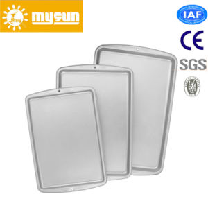 Aluminum Steel Cake Baking Tray pictures & photos