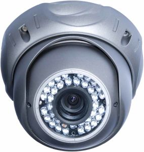 Outdoor Waterproof Dome Security Camera pictures & photos
