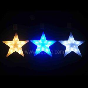 LED Acrylic Star Christmas Decoration Light (LDM-STAR-30CM) pictures & photos