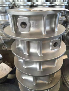 Stainless Steel Check Valve Body (DN50-DN300) pictures & photos