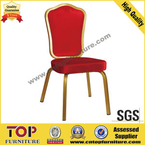 Hotel Classy Metal Rock Back Banquet Chair pictures & photos