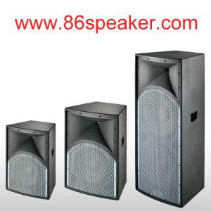 Full Range PA Speaker Loudspeaker System