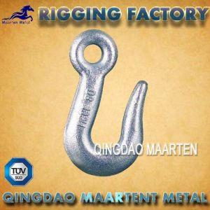 Cargo Lifting Forged S320 Eye Slip Hook with Latch pictures & photos