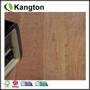 High Quality American Cherry Engineered Flooring (cherry engineered flooring) pictures & photos