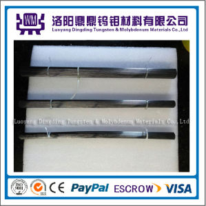 99.95% Pure Polished Tungsten Rod/ Tungsten Bar at Factory Price pictures & photos