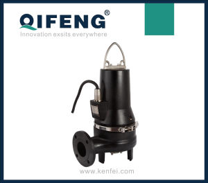 Electric Motor Submersible Sewage Grinder Pump (WQBS) pictures & photos