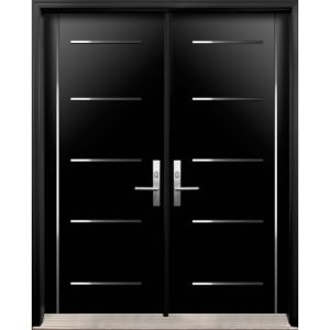 Wooden Double Door Designs pictures & photos