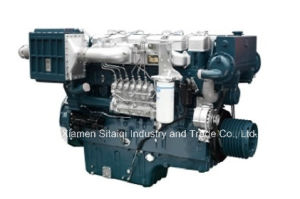 Yuchai Yc6td Marine Diesel Engine for Boat/Vessel/Ship 435HP-700HP pictures & photos