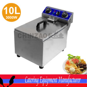 Countertop Electric Deep Fryer Dzl-131b pictures & photos