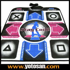 32bit 16bit PC+TV Non-Slip Dance Mat Pad with New Games pictures & photos