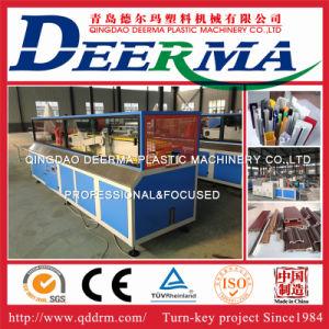 WPC PVC Profile Making Machine with Good Price