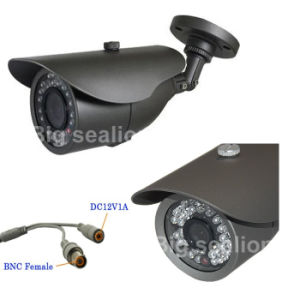 IR Waterproof Outdoor Camera with New Sony 138 1200tvl (VT-8830Z)