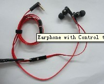 Earphone with Control Talk and Mic
