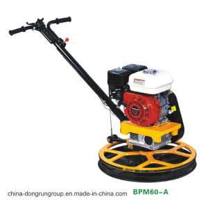 Bpm60e Honda Gasoline Walk Behind Concrete Power Trowel pictures & photos