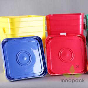 5L 10L 20L Plastic Cement Bucket Manufacture pictures & photos