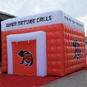 Portable Inflatable Cube Tent (CYTT-598) pictures & photos
