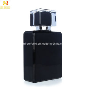 Rectangle 100 Ml Perfume Glass Bottle pictures & photos