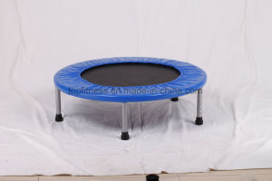 Best Selling Kids Round Trampoline with Tent for Sale pictures & photos