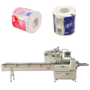 Full Automatic Paper Packing Machine for Toilet Roll Wrapping pictures & photos