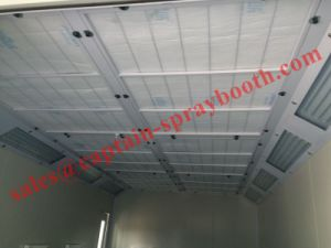 Riello Burner Heating Car Paint Booth, Garage Equipment pictures & photos