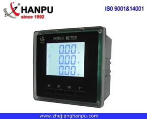 Three Phase Multi-Function Smart Power Meter (PD6814Z-2SY) pictures & photos