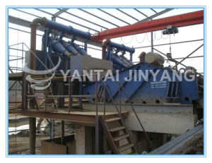Tailings Dry Discharge System, Vibrating Dewatering Screen, Mine Tailings Water Recycle Equipment pictures & photos