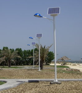 40W LED Solar Road Lights, Hot-Sold, No. 1 Ranking Manufactory pictures & photos
