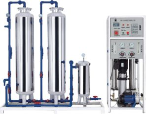 RO Water Treatment Machine of Stainless Steel (RO-300L/H) pictures & photos