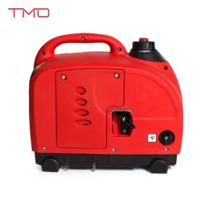 Small Size Smart Gasoline Digital Portable 800W Inverter Generator for Sale pictures & photos