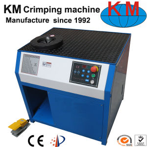 Professional Manufacturer Nut Crimping Machine (KM-102D) pictures & photos