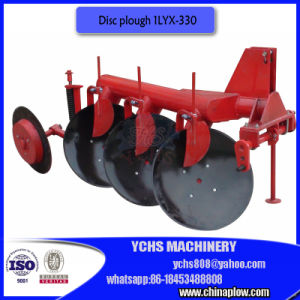 Agriculture Farm Tool 3 Pipe Disc Plough for Yto Tractor pictures & photos