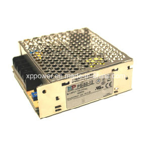50W Single Output Enclosed Power Supply pictures & photos