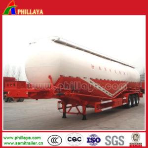 Powder Cement Transport Tanker Trailer/ Cement Bulker Carrier pictures & photos