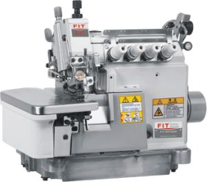 High Speed Upper and Lower Differential Feed Overlock Sewing Machine Series