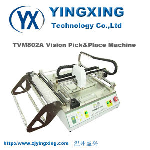 Online Automatic Manual Pick and Place Machine for LED Lights Production