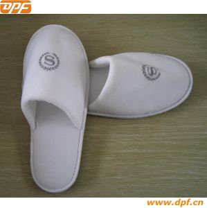 Appearus Premium Cotton Terry Slippers, Closed Toe pictures & photos