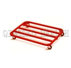 Black Plastisol Sleeve for Hand Trolleys pictures & photos
