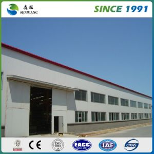 Prefabricated Steel Frame with Design Drawing pictures & photos