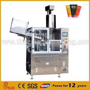 CE Approved Automatic Filling Machine, Tube Filling Machine, Tube Filling and Sealing Machine, Tube Sealing Machine pictures & photos