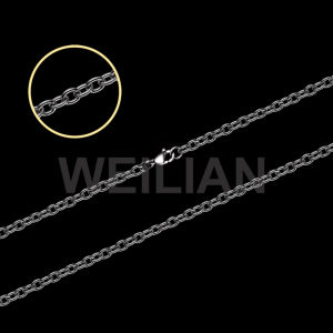 Fashion Steel Chain, Cable Chain, Various Size Available pictures & photos
