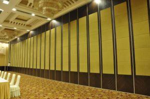 China Manufacturer Aluminium Restaurant Interior Design Movable Partition Walls