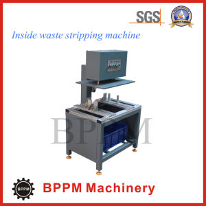 Inside Waste Stripping Machine for Carton Box (LDX-S750) pictures & photos
