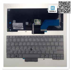 Brand New Us Keyboard for HP Elitebook 2740 2740p pictures & photos