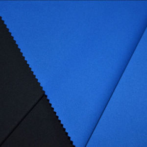 Laminated Soft-Shell Fabric in Plain