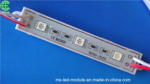 5050 SMD Molding LED Module for Advertising Lighting Box pictures & photos