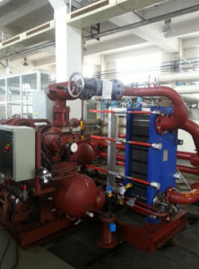 Semi Welded Plates Perfect Replacement Alfa Laval Semi Welded Heat Exchanger pictures & photos