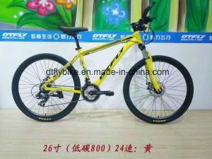 26inch Alloy Frame MTB Bike, Mountain Bicycle, 24speed MTB Bicycle, pictures & photos
