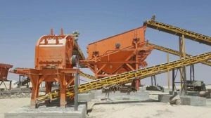 Circular Vibrating Screen for Sand Washing (1800*6000) pictures & photos